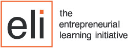 Logo for eli | the entrepreneurial learning initiative
