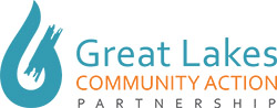Logo for the Great Lakes Community Action Partnership