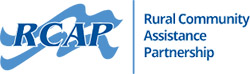 Logo for RCAP: Rural Community Assistance Partnership