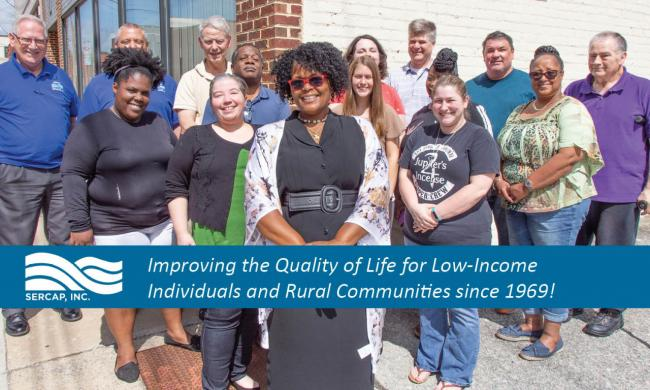 Improving the Quality of Life for Low-Income Individuals and Rural Communities since 1969!